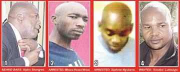 Times of swaziland mbabane police are on a major crackdown on the victor gamedze murder case as a third suspect has been arrested stopboris Gallery